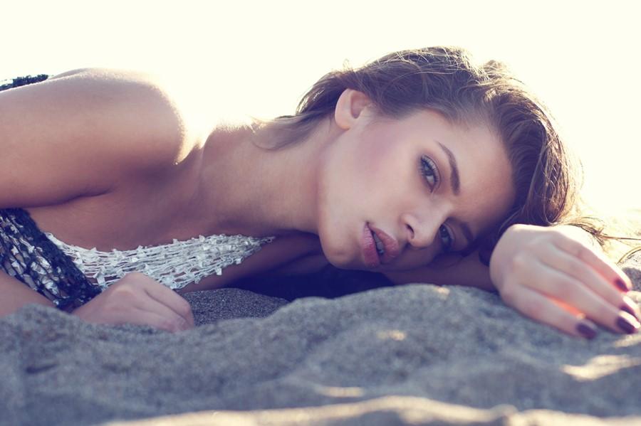 maquillage plage
