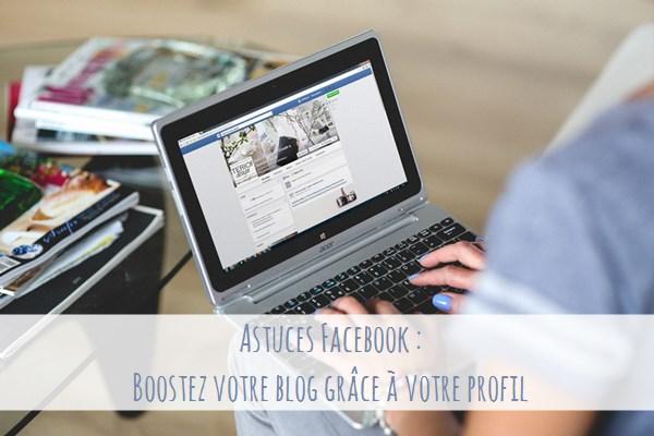 Facebook booster blog