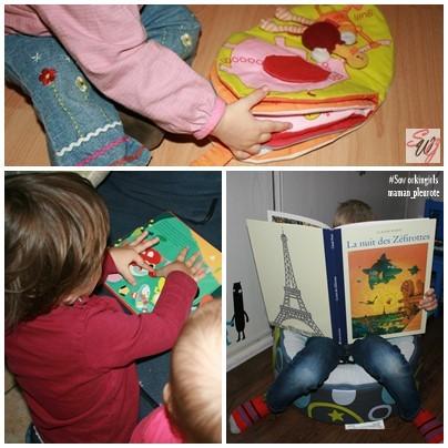 livres pour enfant que du bonheur