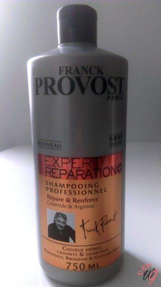 Shampoing Frank Provost
