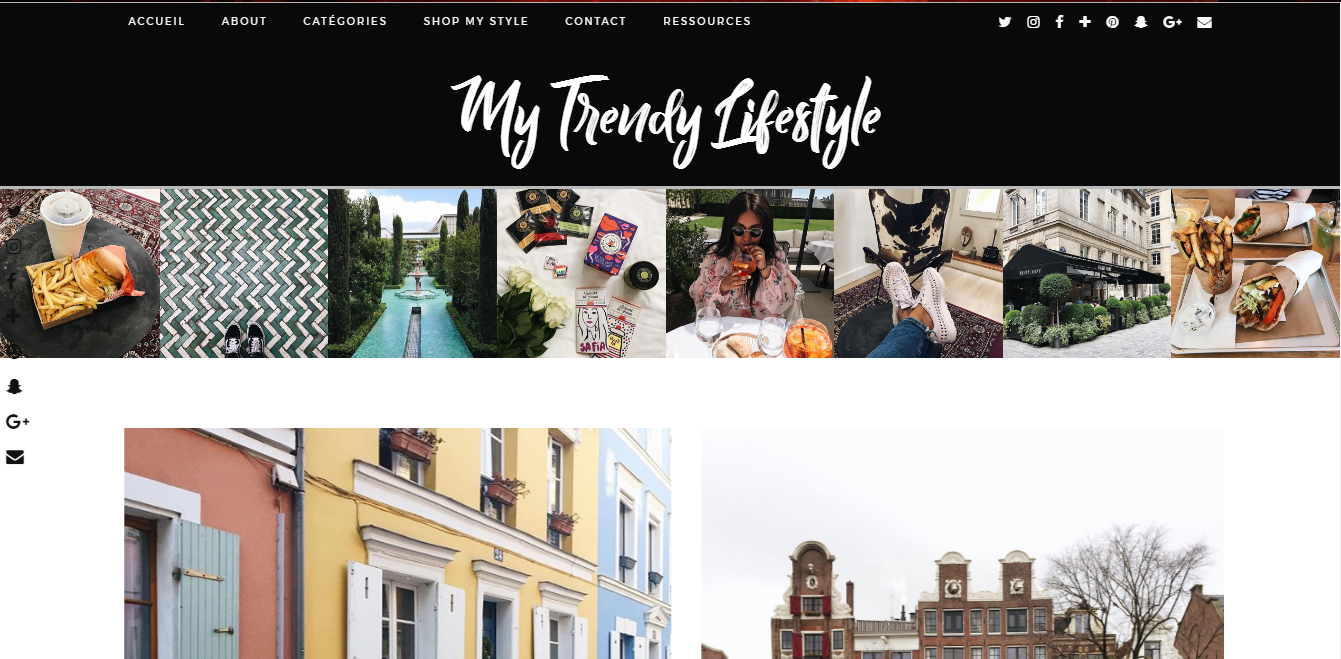 Blog lifestyle de Safia, My Trendy Lifesyle