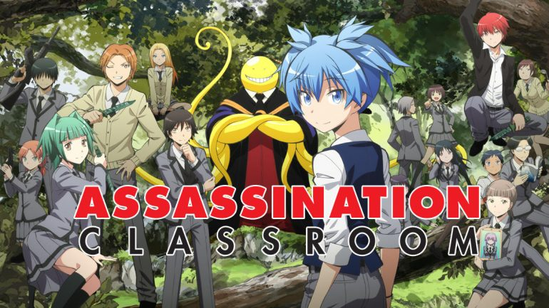 Assassination Classroom Les Films Live So Workin Girls