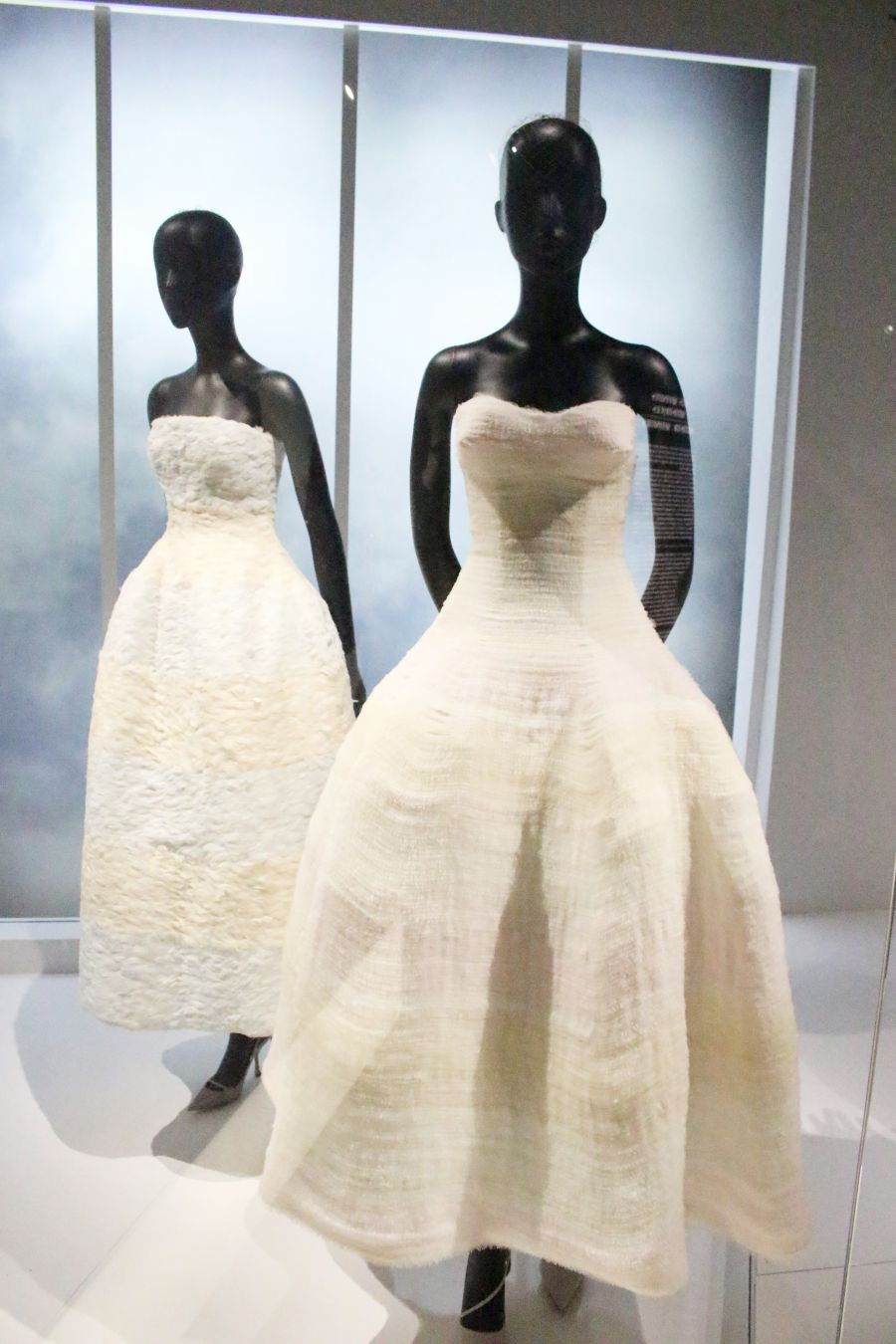 L'exposition Christian Dior