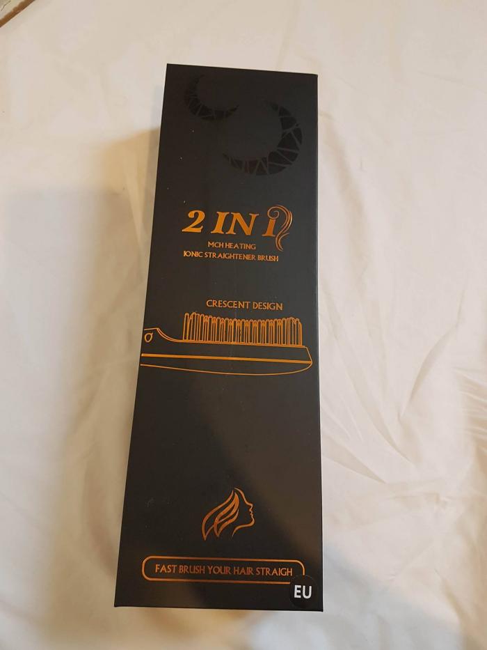 Brosse lissante de la marque Arino