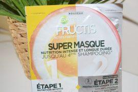 Le Super Masque Fructis de Garnier