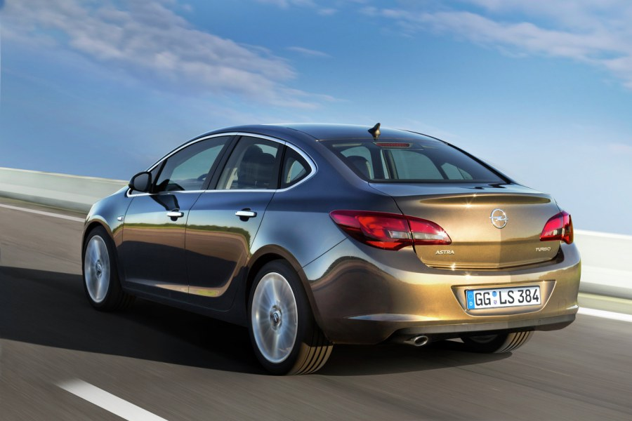 Voiture Opel Astra