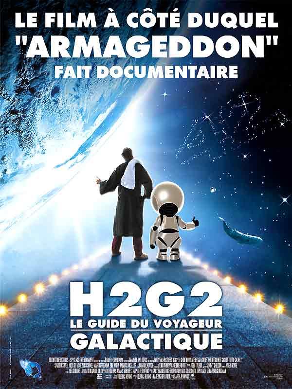 Le guide du voyageur galactique Film