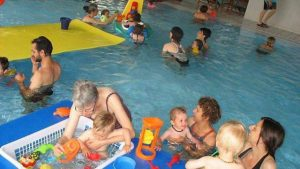 piscine baigne pour bebe