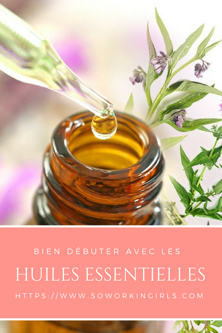 Quelques conseils pour bien débuter avec les huiles essentielles pour se soigner