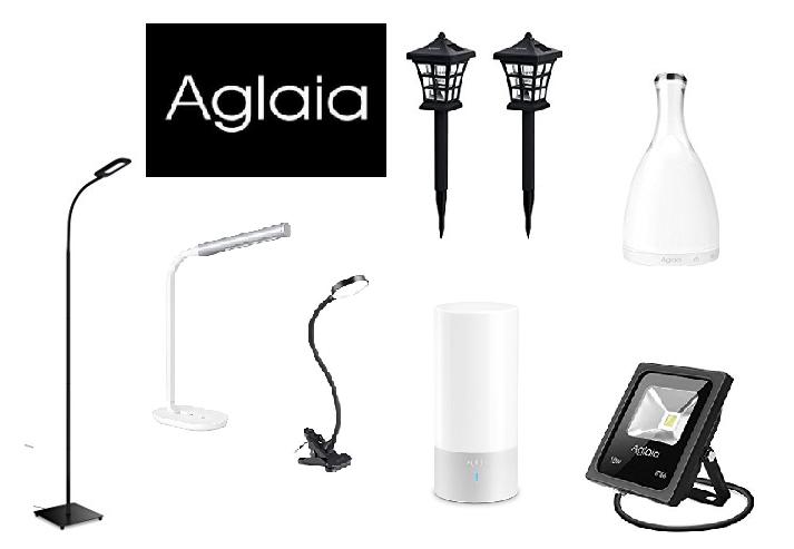 Aglaia, une référence en terme de luminaires