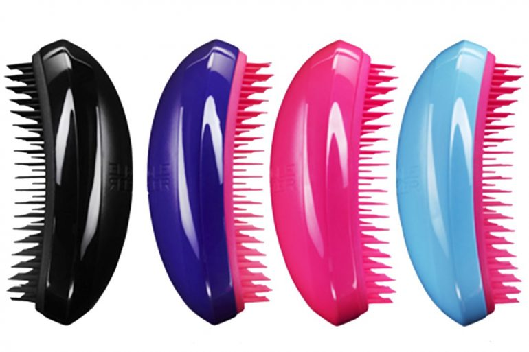 tangle teezer, la brosse à cheveux révolutionnaire - so workin' girls