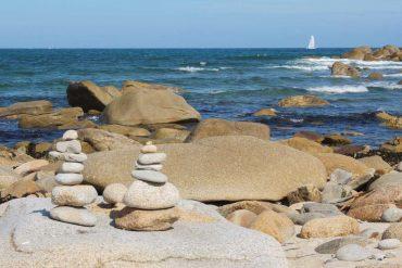 Le temps d'un weekend en Bretagne