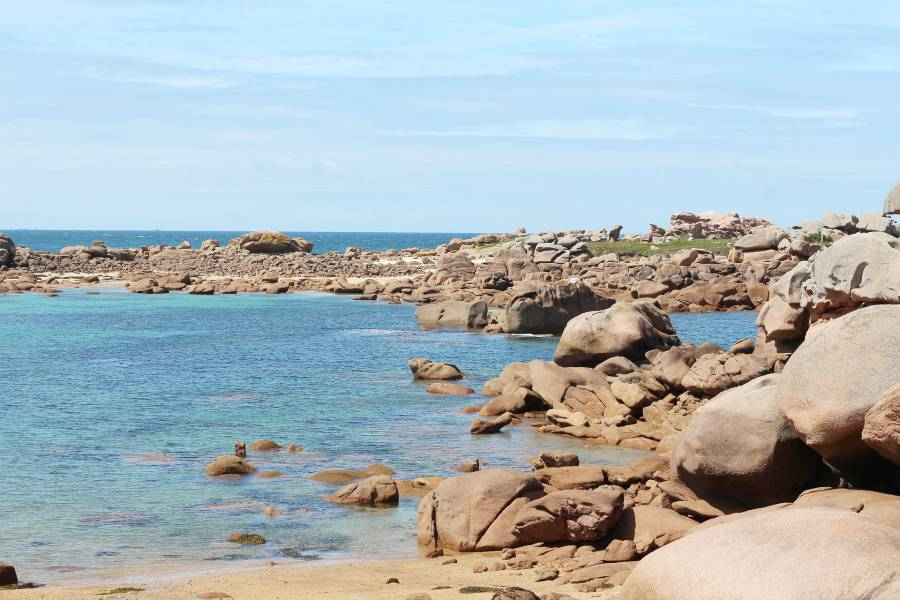 Le temps d'un weekend en Bretagne