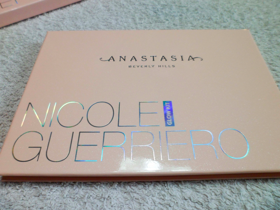 La palette d'highlighters d'Anastasia Beverly Hills