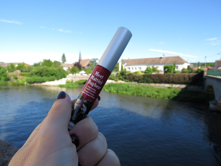 Rouge à lèvres The Balm