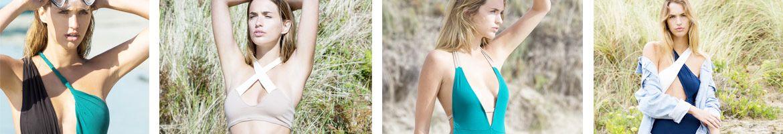 Femmes en maillots de bain de la marque Luz Collections
