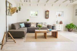 Photo de la décoration d'intérieur d'un salon