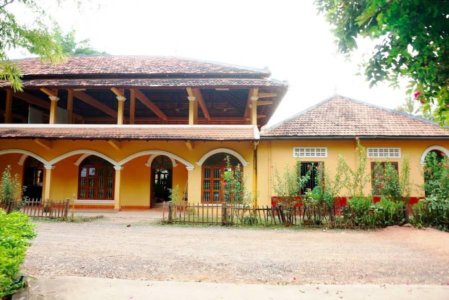 Centre de Bantaey Prieb au Cambodge