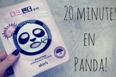 Masque Panda de Skin79