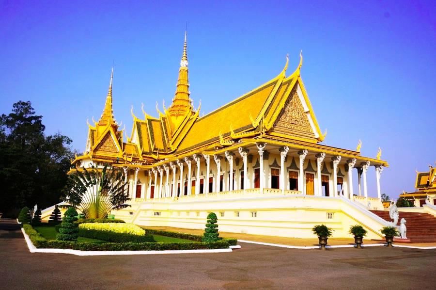 Le Palais Royal de Phnom Penh