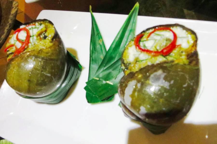 Amok, plat cambodgien à déguster
