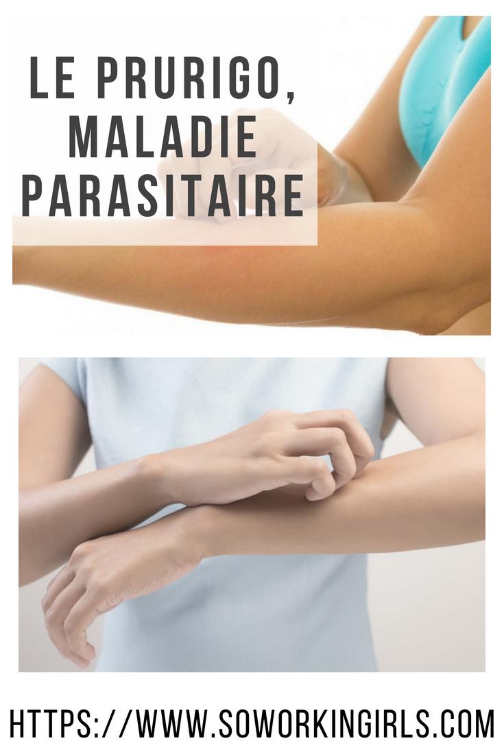 Le prurigo est une maladie parasitaire qui peut être gênante aussi bien chez les adultes que chez les enfants