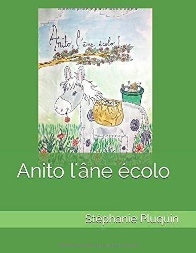 Couverture du livre Anito l'âne écolo