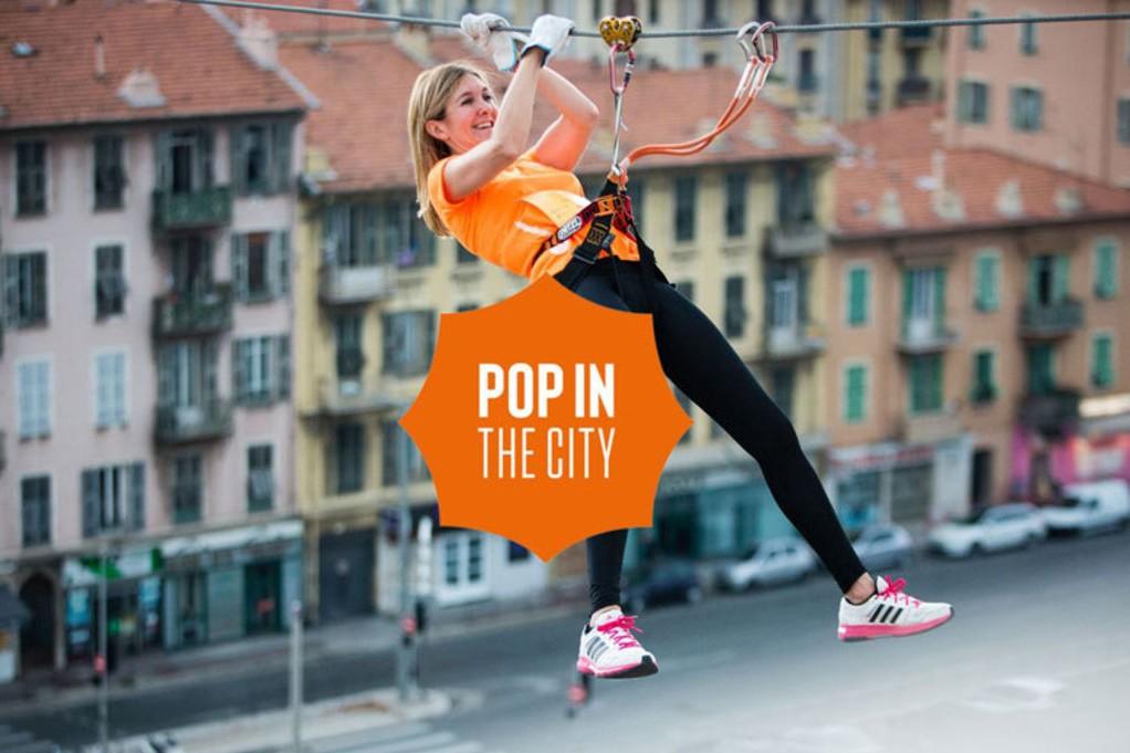 Femme de pop in the city