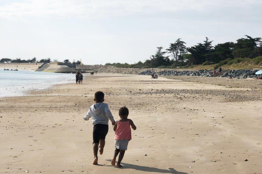 Camping de l'OCéan 4 étoiles à la couarde sur mer, sur l'ile de ré